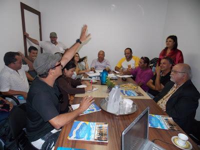 Diretoria do Conselho de Políticas Culturais de Porto Seguro é eleita