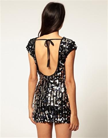 rare-two-tone-sequin-dress