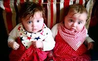 walpaper gambar Bayi Kembar