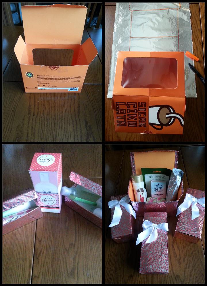 gift box idea