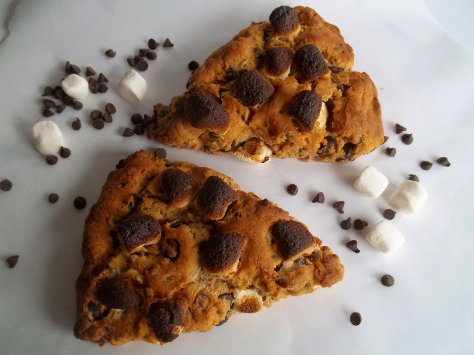 Christy's Cooking Creations: S'mores Scones