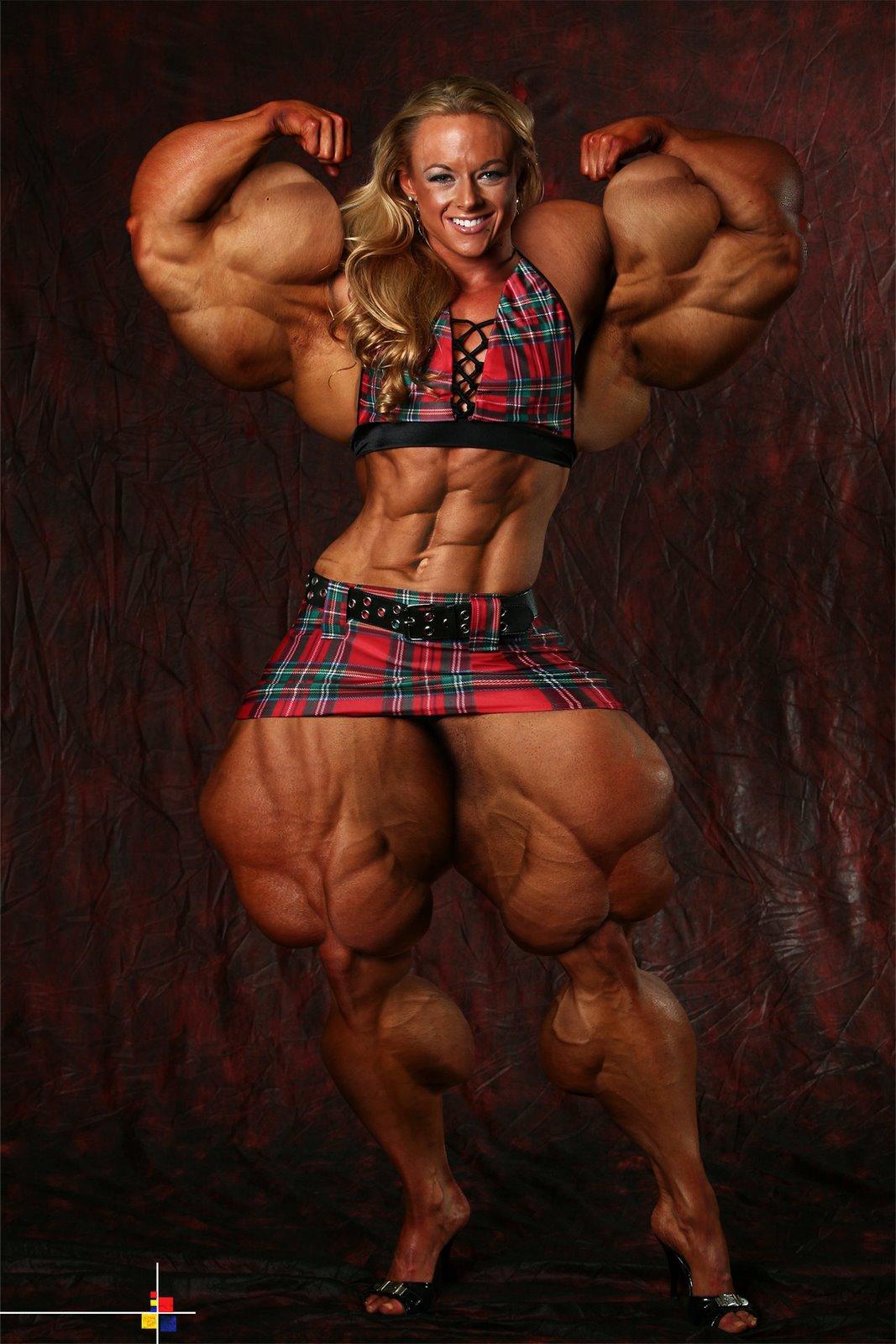 Kristy Hawkins morph