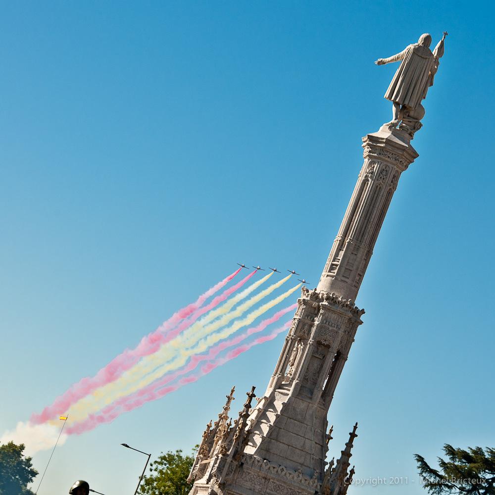 Día de la Hispanidad (12 de octubre), Madrid