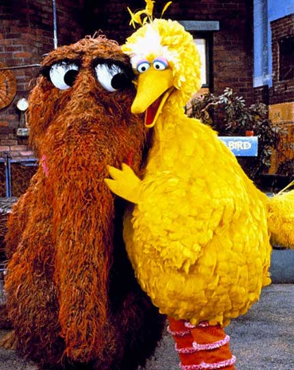 Funniest Sesame Street Characters Mr. Snuffleupagus