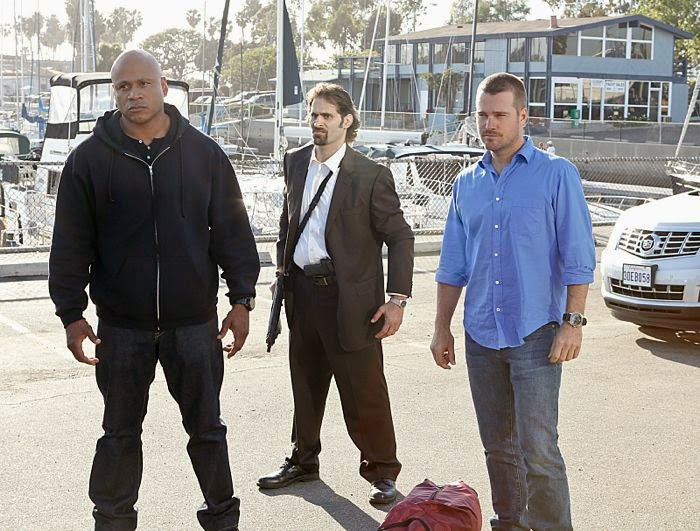 NCIS: Los Angeles - Episode 5.21 - Three Hearts - Promotional Photos