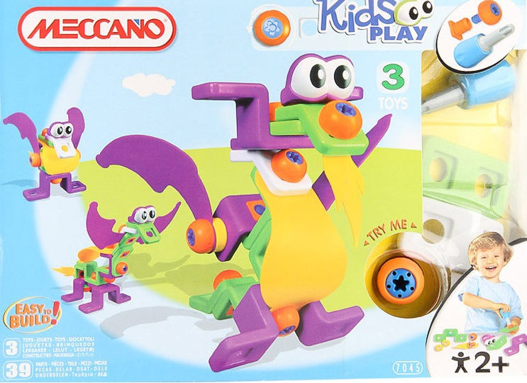 Best Meccano Sets And Toys For Kids : Meccano kids toys best gifts for your child
