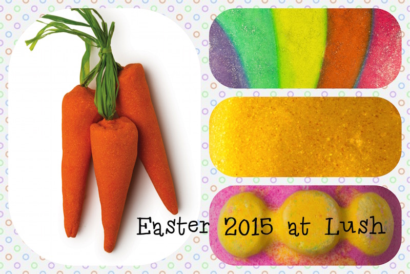 Easter 2015 at Lush
