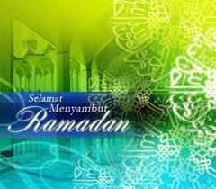 Gambar ucapan Marhaban Yaa Ramadhan selamat puasa 2012
