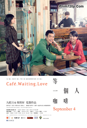 Cafe Waiting Love 2014 poster