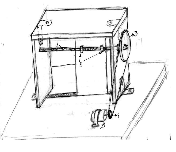 Tecnolog a ies matarra a proyecto puerta de garaje - Proyecto puerta de garaje ...