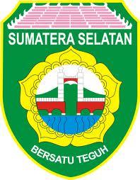 Bersatu teguh lambang Sumatera selatan untuk indonesia baru