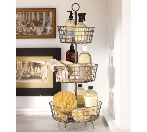 Shady Lane Style Favorite Storage Items