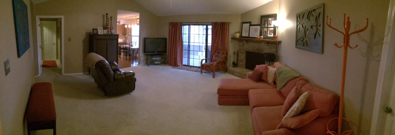Neutral Living Room Paint Color