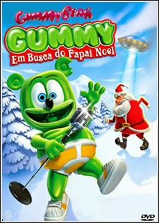 Gummy   Em Busca do Papai Noel   DVDRip AVI   RMVB Dublado download baixar torrent