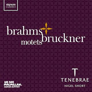 Tenebrae - Brahms & Bruckner Motets