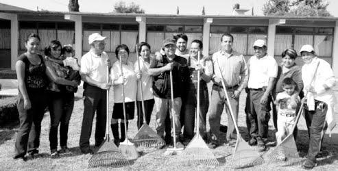 El mexiquense hoy por una nueva cultura ecatepec limpio for Jardin 7 hermanos ecatepec