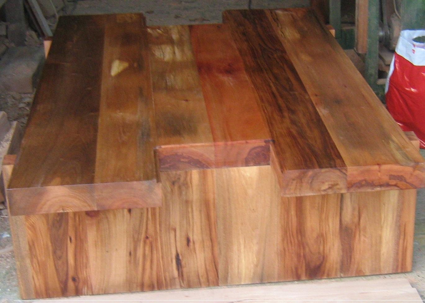 Mesa de centro r stica fabricaci n de muebles puertas y - Muebles rusticos precios ...
