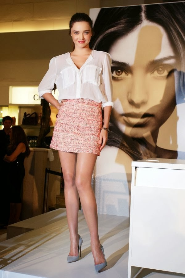 Balerinagirl Miranda Kerr Style