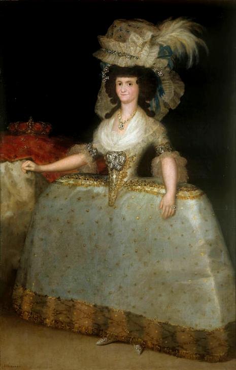 Espa a eterna la moda en la espa a del siglo de oro 1 - Las chicas de oro espana ...