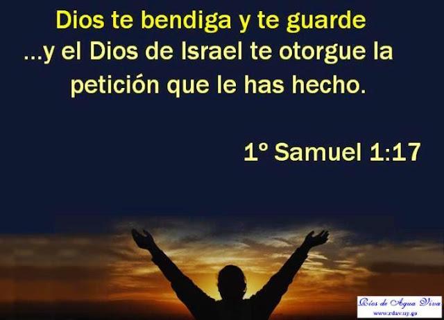 QUE SIGNIFICA EL NOMBRE SAMUEL - NOMBRES BÍBLICOS