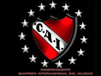Sitio Oficial de Independiente