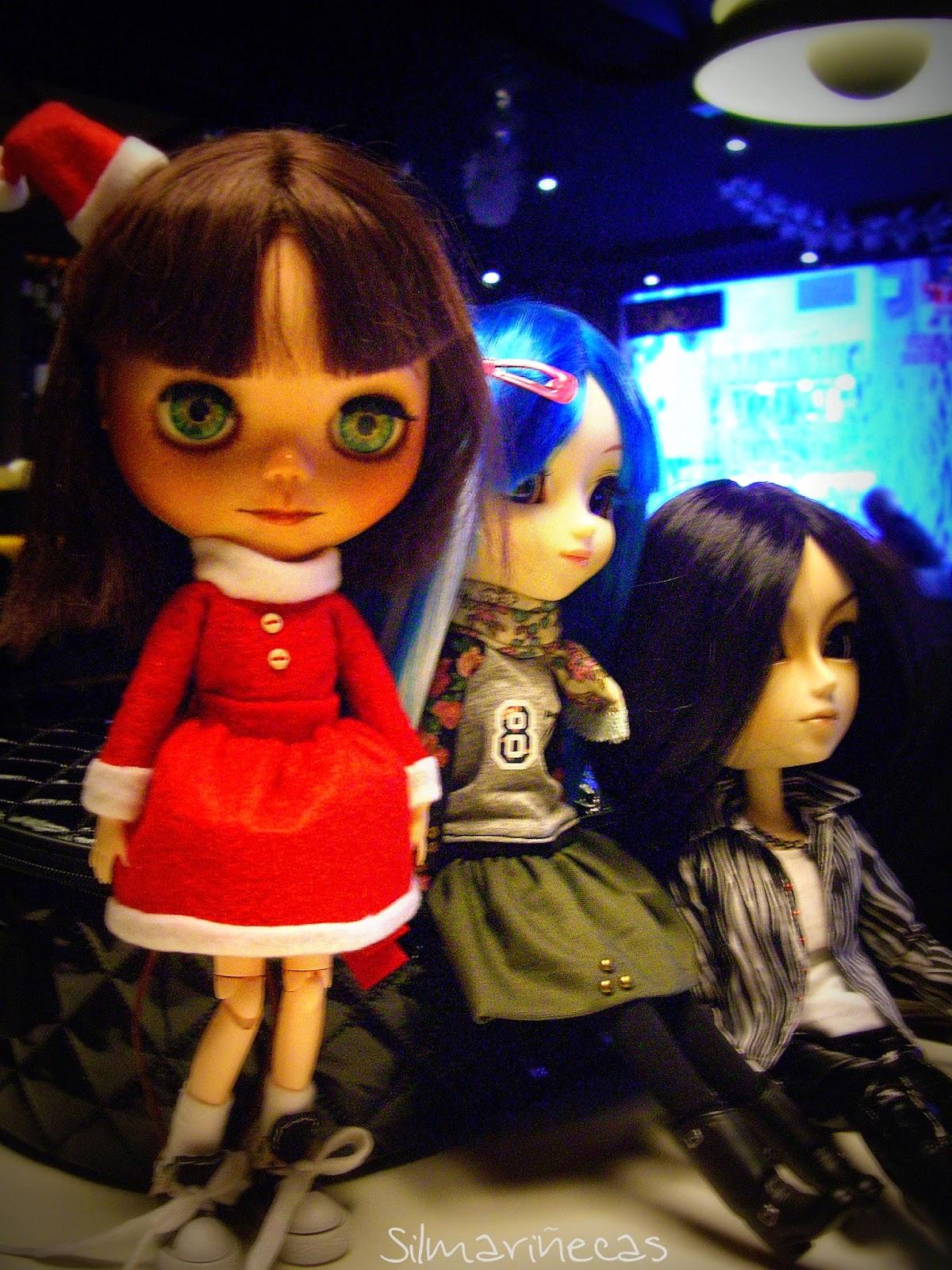Basaak doll y pullip doll