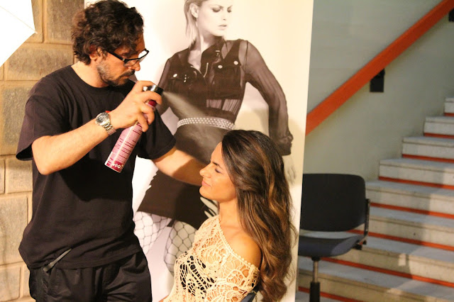 matrix hair designer, taormina film fest