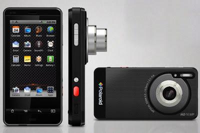 Cámara de Polaroid con Android - tecnogeek.es