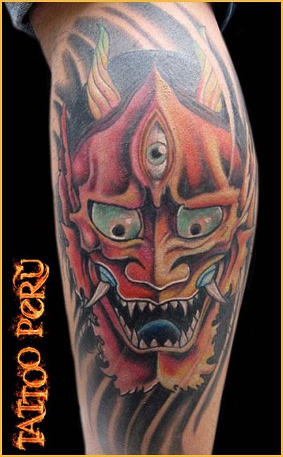 Tatuajes: Historia de los Tatuajes. Arte_japones