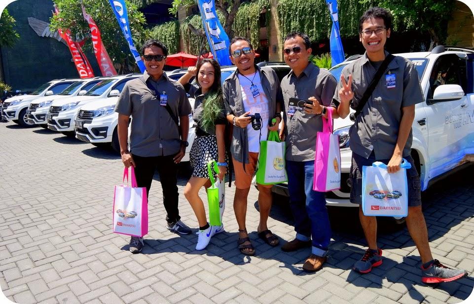 Blogger Daihatsu New Terios