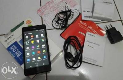 Jual Handphone Sony Xperia M4 Aqua