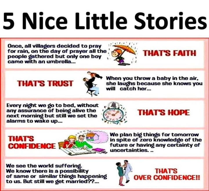 funny stories for kids: