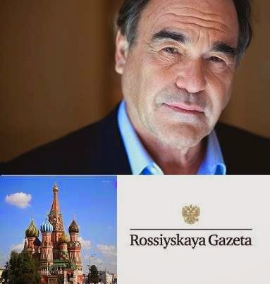 Oliver Stone Russian interview