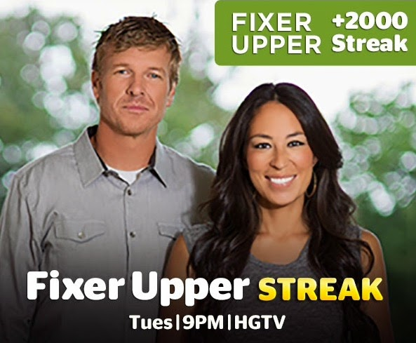 Fixer Upper Streak