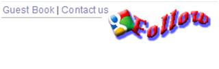 cara pasang tombol join this site menggunakan gambar melayang