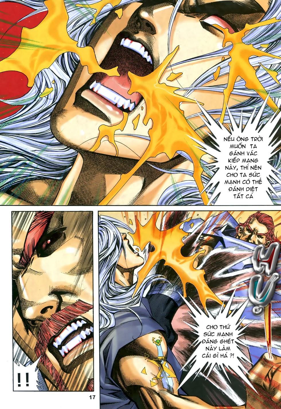 X Bạo Tộc chap 68 - Trang 18