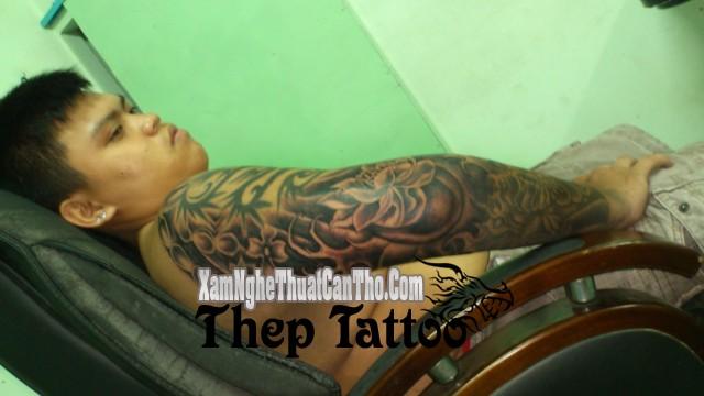 Tattoo Cần Thơ, Thép Tattoo, Xăm Nghệ Thuật Cần Thơ, Hình