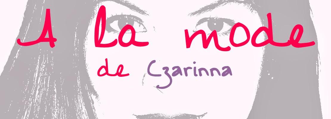 A la mode de Czarinna