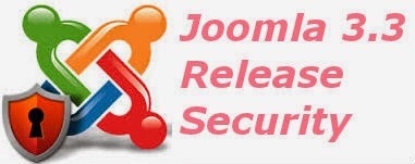Joomla 3.3 Release Security
