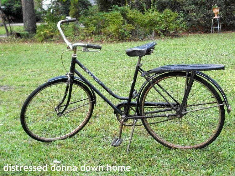 vintage Schwinn Breeze bicycle