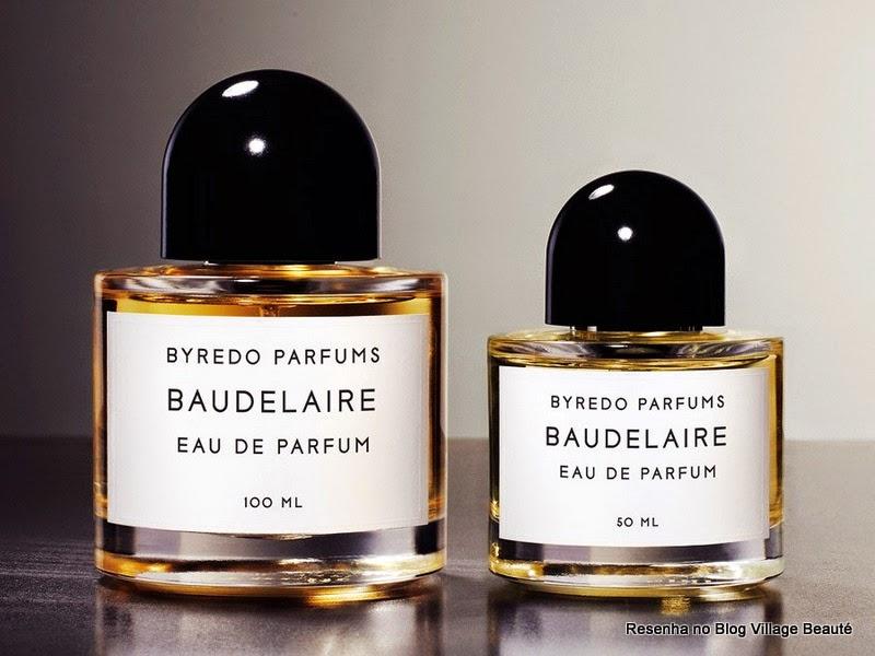 BAUDELAIRE EAU DE PARFUM BYREDO