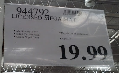 Deal for the Children's Mega Mat at Costco