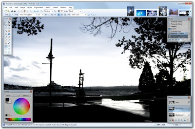 Top 10 photo editing software paint.net