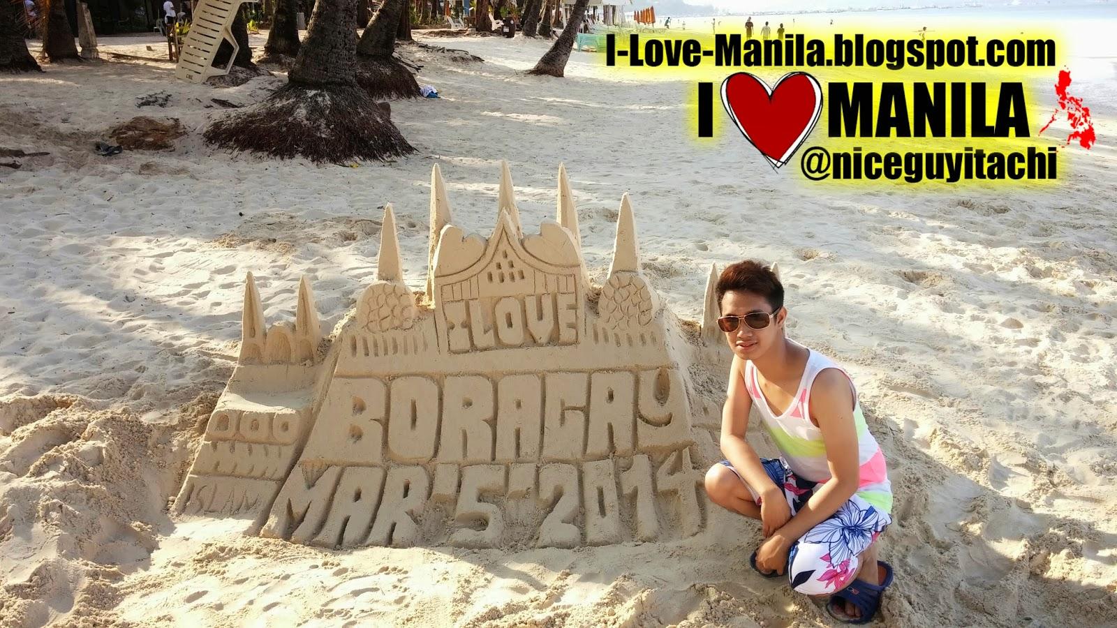 Boracay Sand Castles