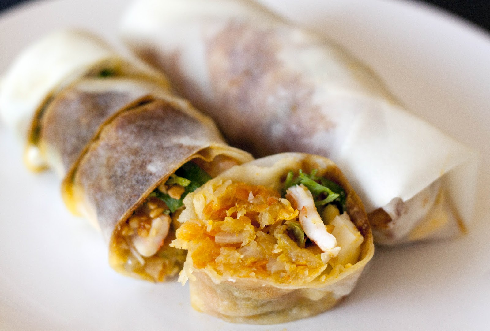 Popiah (Fresh Spring Rolls) Recipe — Dishmaps