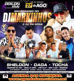 ODILON CLUB - ANIVERSÁRIO DO DJ MARKINHOS.