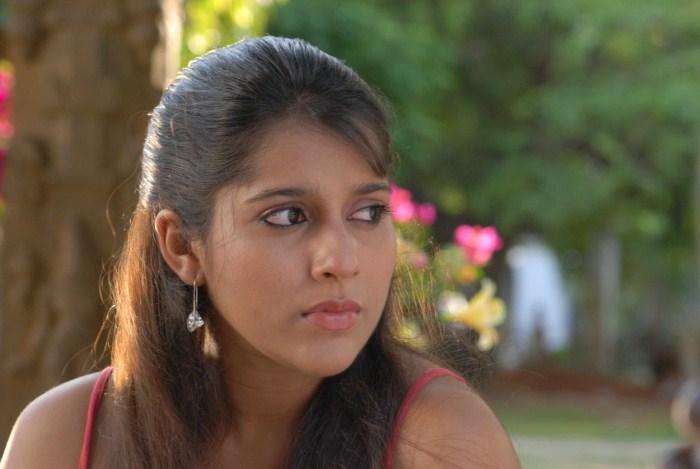 Rashmi Gautam cute face closeup movie stills