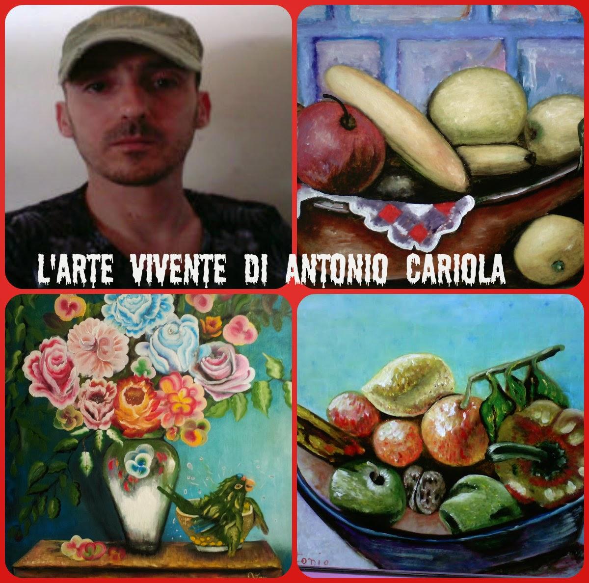Antonio Cariola profilo youtube
