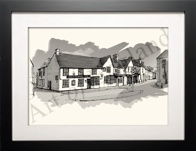 Billericay Essex Chequers