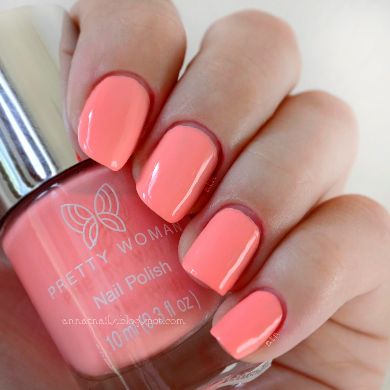 Pretty Woman Nail Polish Swatches & Review | annatnails